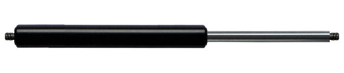Gasdruckfeder 20-40 Hub 200